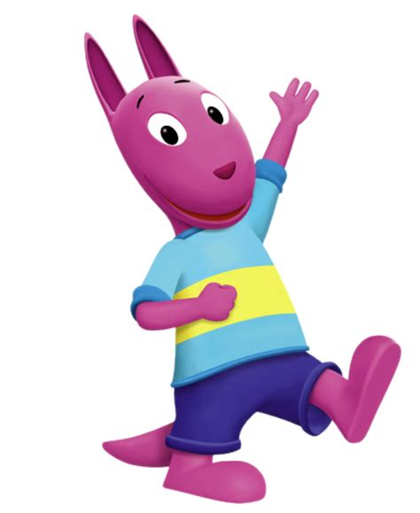 Backyardigans In Characters The Backyardigans Png Pack