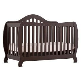 Monza By Table Toys stork craft monza fixed side convertible cribs