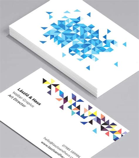 50 free business cards moo gallery card design and card template