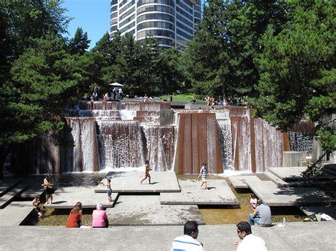 Park Portland by Touch The Wind Keller Park Portland Oregon