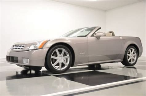 manual repair autos 2006 cadillac xlr head up display purchase used navigation power convertible heated leather head up 2006 2005 silver xlr in