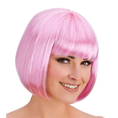 short bob with fring pieces ladies diva short hair bob wig fringe fancy dress