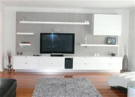 Floating Tv Cabinet Melbourne by Bespoke Wall Unit Photo Romandini Cabinets Melbourne Vic
