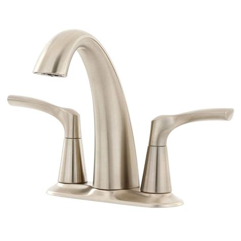 Water Saving Bathroom Faucets by Kohler Mistos 4 In Centerset 2 Handle Water Saving
