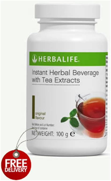 Teh Mix Herbalife herbalife thermojetics drink n shrink