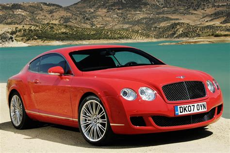bentley gt 2010 2010 bentley continental gt speed information and photos