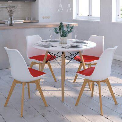 modern beige dining room sets allmodern