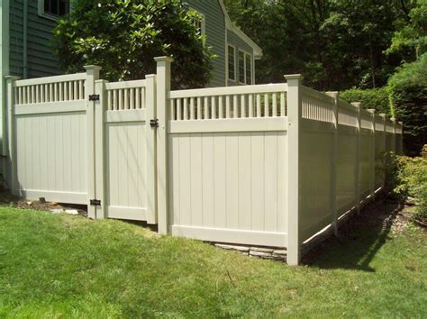 white vinyl fence ta 1000 images about fence gap ideas on fence