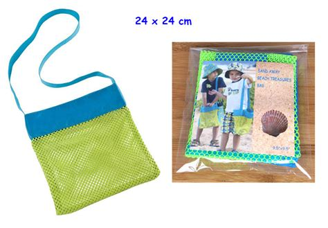 jual sand away bag small tas pantai tas mainan anak travel simanis