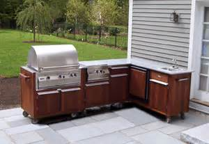 portable outdoor kitchen island outdoor kitchen and bar islands home decorating ideas