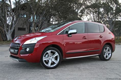 peugeot red peugeot 3008 review caradvice