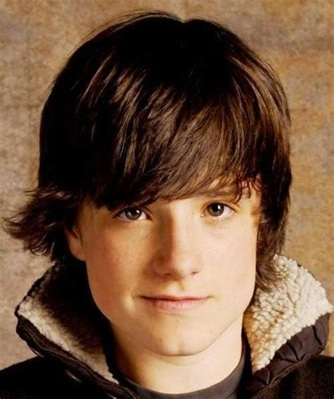 hafi styles for 17 year boy shaggy hairstyles josh hutcherson and medium lengths on