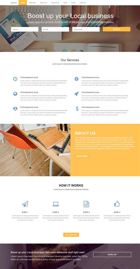 best bootstrap templates best bootstrap templates for all the bootstraper