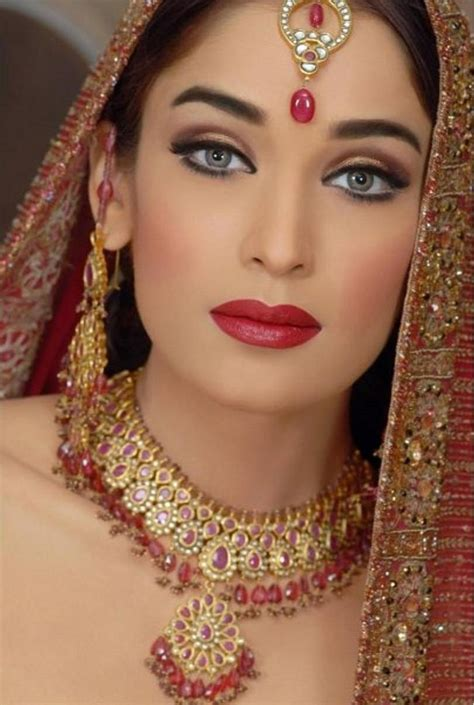 Makeup Wedding Bridal Makeup Smokey Eye Brown Looks Tips 2014 Images