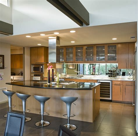 open kitchen islands home design