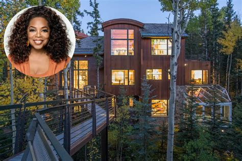 oprah winfrey house 15 unusual features in oprah winfrey s new house