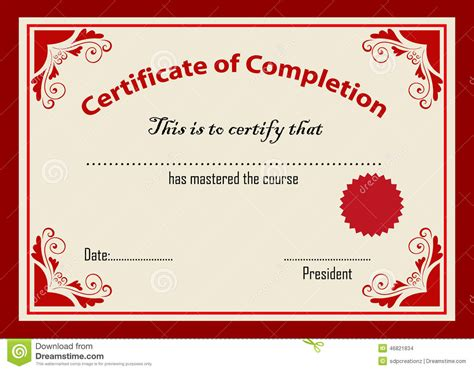 home design surprising certificate design certificate