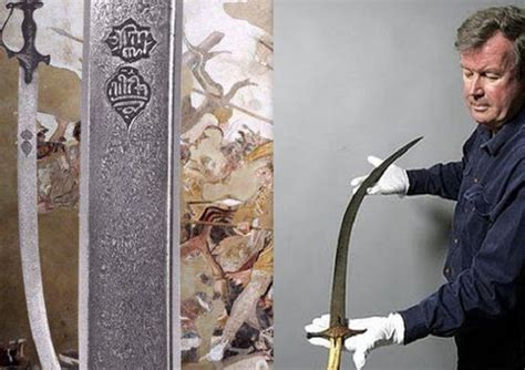 Pedang Al Ayubby 5 pedang paling mematikan dan terkenal sepanjang sejarah
