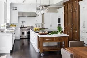 Kitchen Island Movable by Space Saving Movable Kitchen Island To Get Efficient