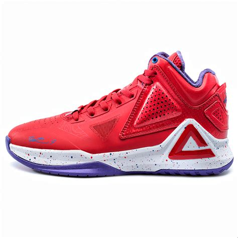 tony basketball shoes peak tony i limited colorway sports sneakers