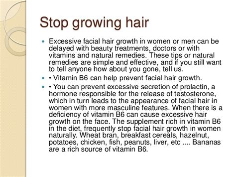stop womens chin hair growth how to stop growing facial hair