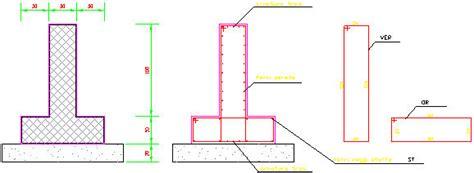Home Cad Software blocchi cad in formato dwg fondazioni a travi rovesce