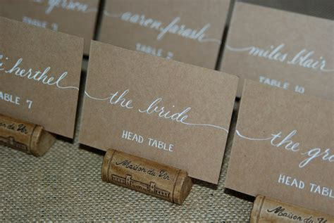 make your own place cards wedding table place cards lilbibby