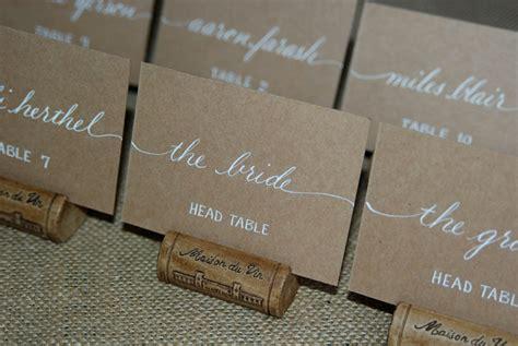 Diy Beach Wedding Place Cards