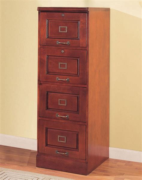 Four Drawer File Cabinet Wood Roselawnlutheran 4 Drawer Wood File Cabinets For The Home