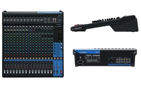 Mixer Yamaha Mg 20 Xu b 224 n mixer yamaha mg20xu b 227 i