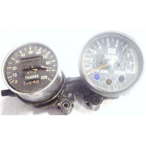 Speedometer Yamaha N Max Original 74 75 yamaha dt175 dt 175 enduro speedometer tach tachometer gauges parts ebay