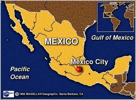 mexico city world map cnn