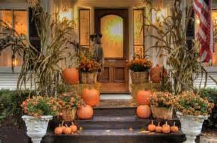 fall decorations for outside the home outdoor halloween decorations for a fun porch suzanne