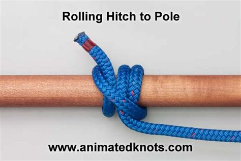 Hitch Knot - rolling hitch knot www pixshark images galleries