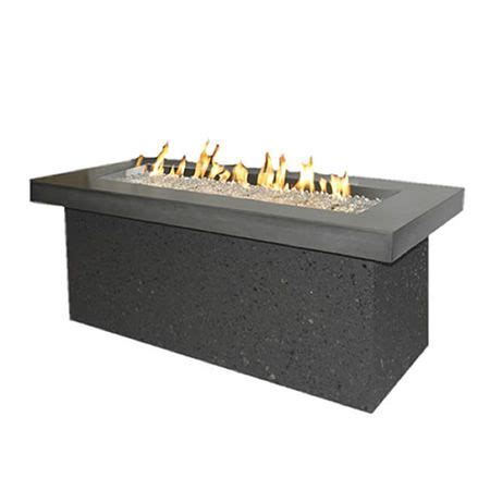 key largo linear gas pit stainless steel 42
