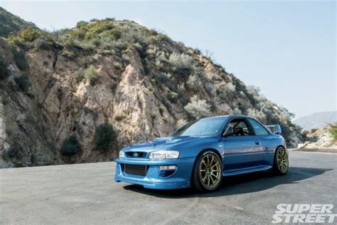 subaru gc8 widebody 1998 subaru impreza rs the chion