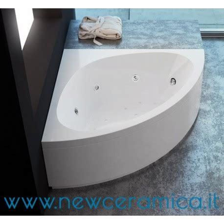 vasca idromassaggio angolare 140x140 vasca idromassaggio angolare alessia 140x140 relax design