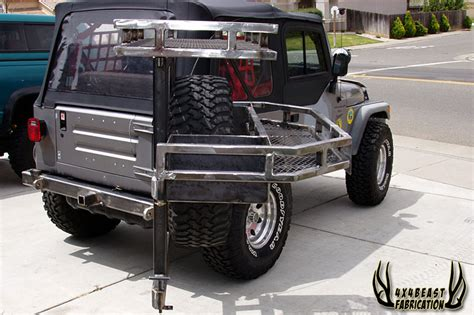 jeep made custom made bumpers jeep