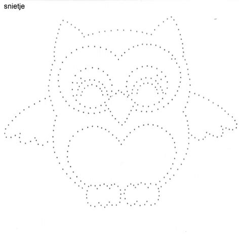 String Owl Template - best 25 owl templates ideas on