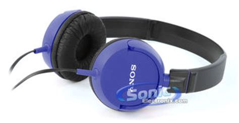 Headphone Sony Mdr Zx100 sony mdr zx100 l mdr zx100 blue stereo on ear headphones