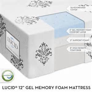 dynastymattress cool 12 inch gel memory foam mattress dynastymattress new cool 12 inch gel memory foam