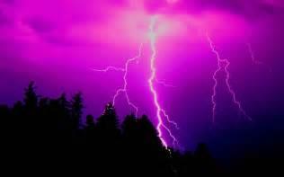 Purple Lightning Purple Lightning Nu Wallpaper