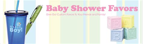 Cheap Personalized Baby Shower Favors by Personalized Baby Shower Favors I Custom Baby Shower Favors In Bulk