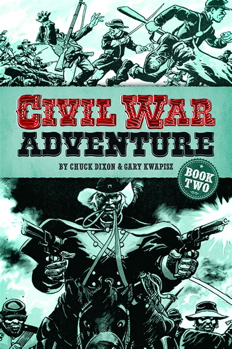 pulling seams the adventure volume 1 books sep161622 civil war adventure gn vol 02 previews world