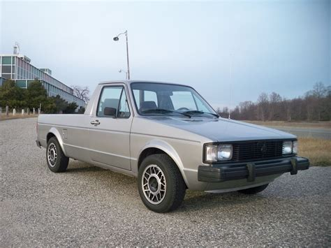 volkswagen golf truck 1981 vw rabbit diesel truck this thing got about 50