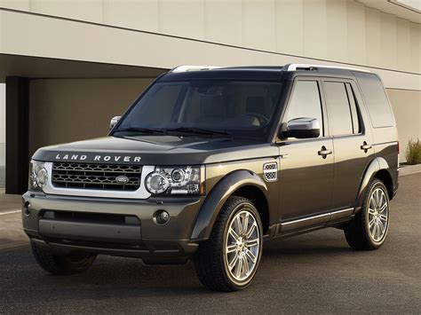 luxury land rover land rover discovery 4 hse luxury 2012