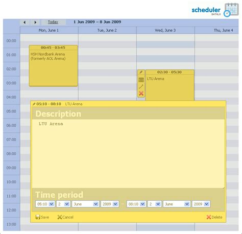 Java Calendar 0 Based Dhtmlxscheduler Ajax Event Calendar Dhtmlxscheduler