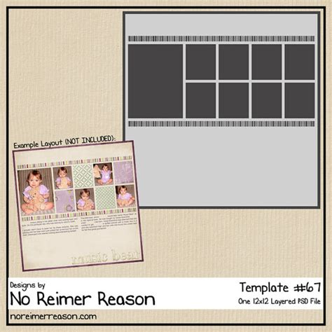 digital templates for photoshop 12x12 digital scrapbooking template photoshop psd file