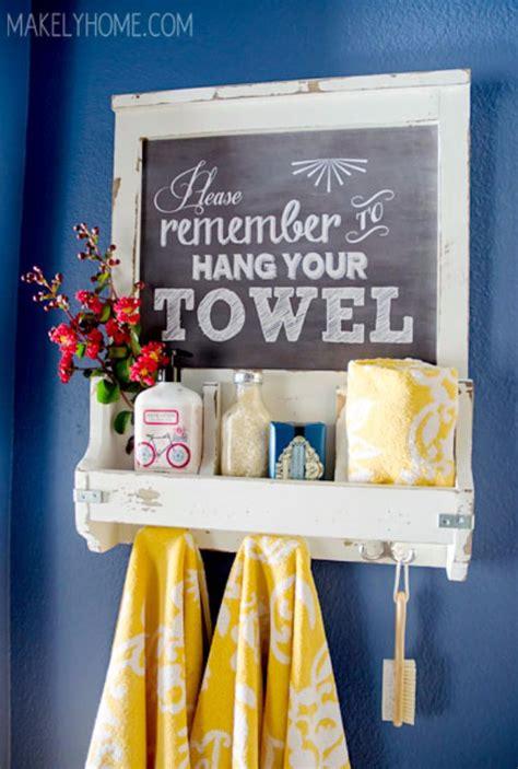 decorazioni per bagno fai da te decorazioni fai da te molto carine per il bagno 15 idee