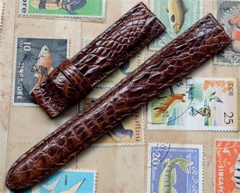 Crocodile Pedro Brown genuine brown alligator crocodile leather skin